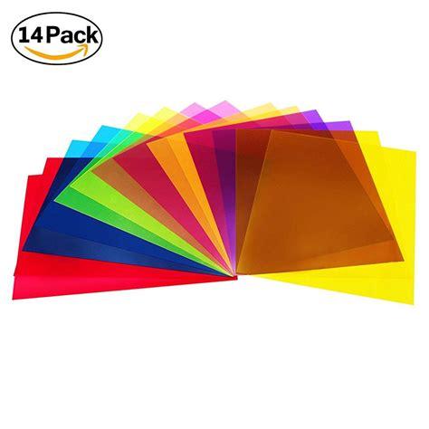 Colored-PlasticSheets