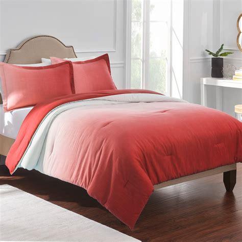 CoralComforter-Set