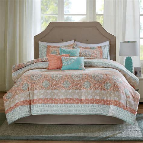 CoralKing-Size-Comforter-Sets