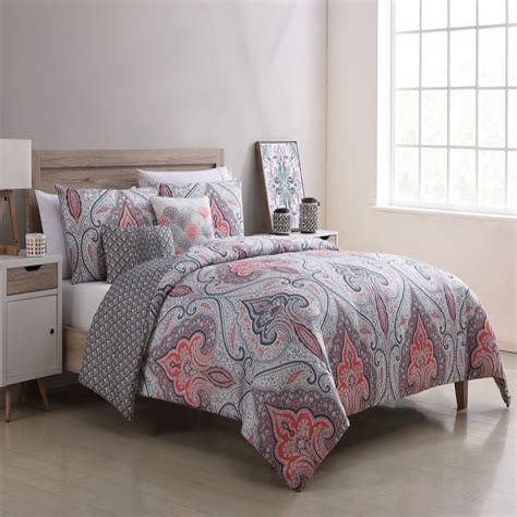Coraland-Gray-Comforter-Sets
