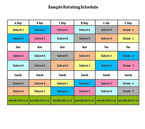 Creating-a-RotatingSchedule-Template