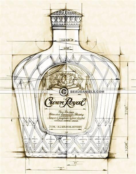 CrownRoyal-Bottle-Outline