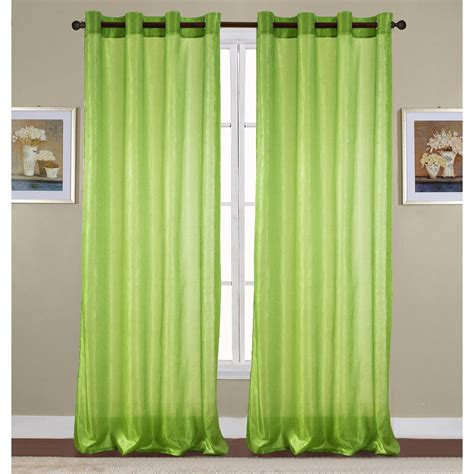Crushed-Voile-SheerCurtains