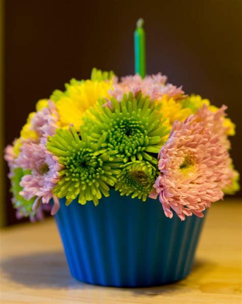 Cupcake-FlowerArrangement