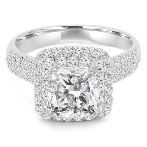CushionDouble-Halo-Engagement-Ring