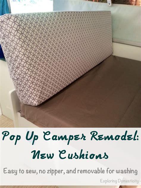 CushionsPop-Up-Camper-Remodel