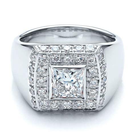 CustomPrincess-Cut-Engagement-Rings