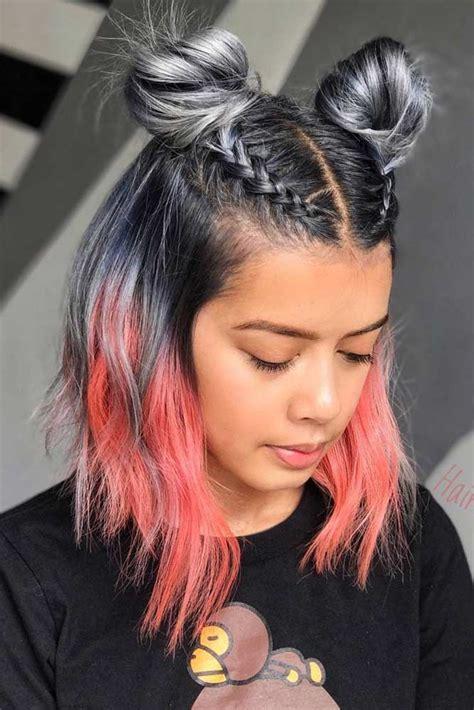 Cute-HairstylesMedium-Length-Hair