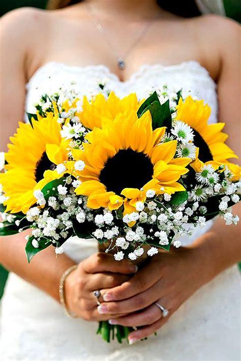 DIYSunflower-Wedding-Bouquets