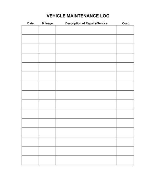 Daily-MaintenanceLog-Sheet