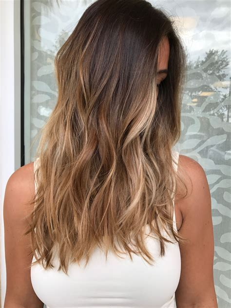 Dark-BalayageStraight-Hair