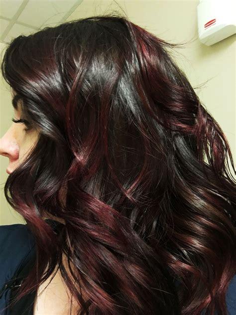 Dark-CherryRed-Hair-Color