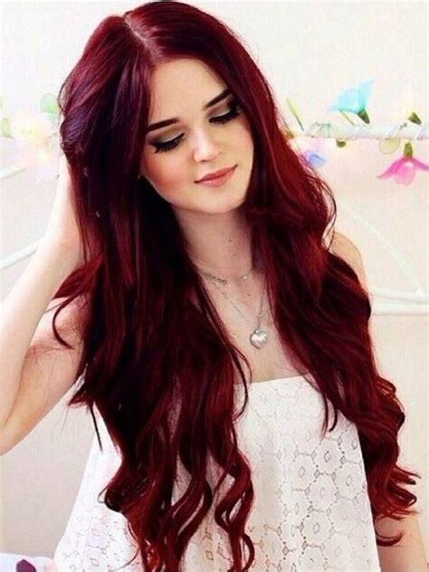 Dark-RedBrown-Hair-Color