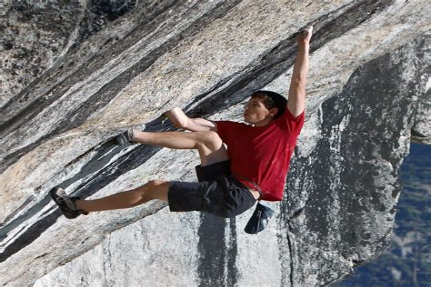 Death Climber Alex Honnold