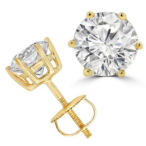 Diamond-Stud-EarringsDesigns