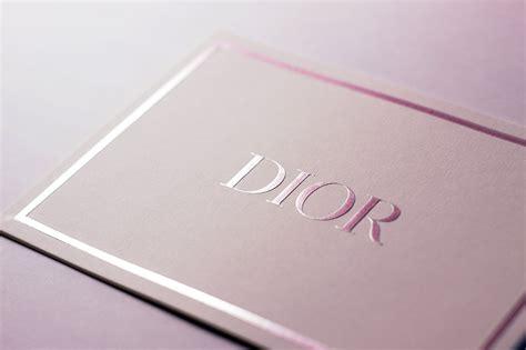 DiorGift-Card