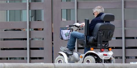 Does-Medicare-Pay-For-Motorized-Scooter