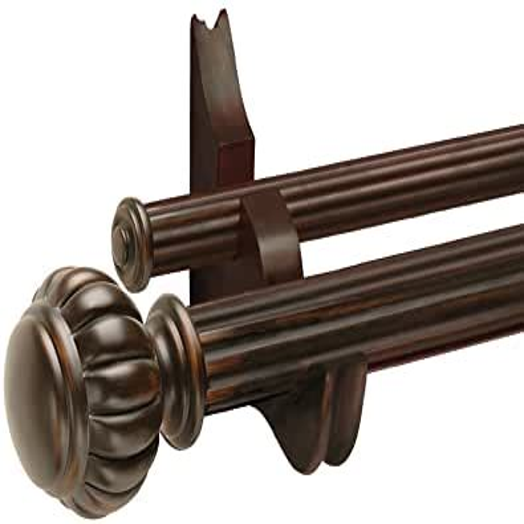 Double-CurtainPole
