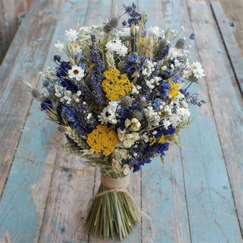 Dried-FlowerWedding-Bouquet