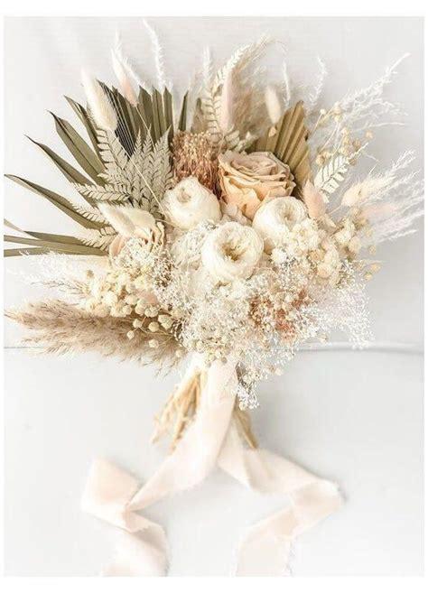 Dry-FlowerWedding-Bouquets