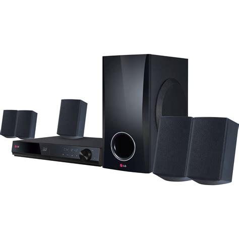 Dsp Channel Home Theater System Blu | Gps Store
