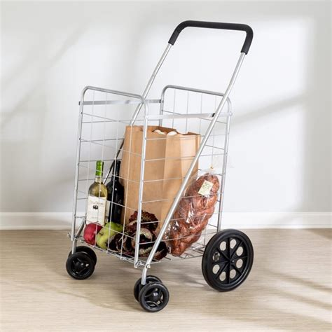 Dual Wheel Utility Cart %5BID | Watches Store Online Reviews