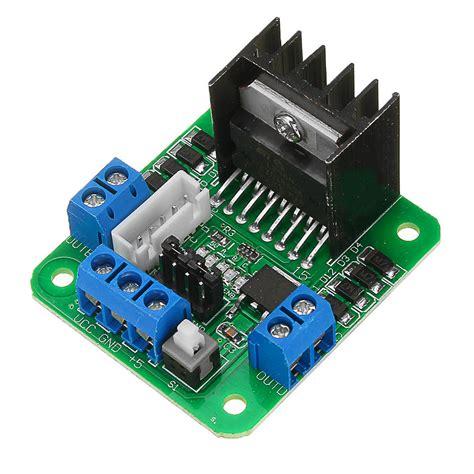 Dual-H-Bridge-Arduino