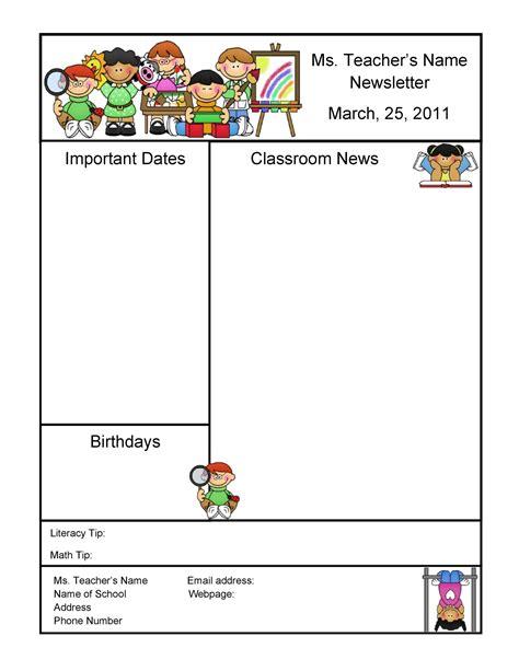 Easy-Newsletter-TemplatesFree