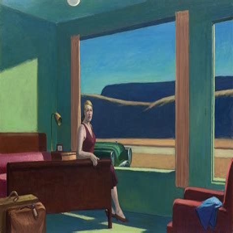 Edward-HopperBook