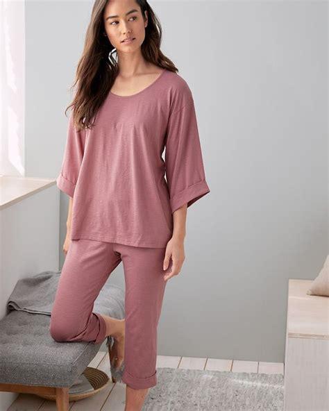 Eileen-FisherPajamas