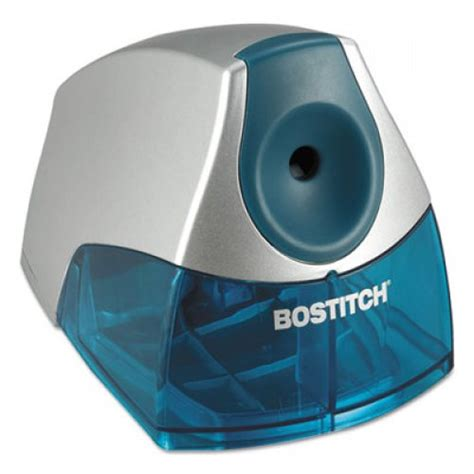 Electric Pencil Sharpener, Blue (EPS4BLUE), | Gps Store