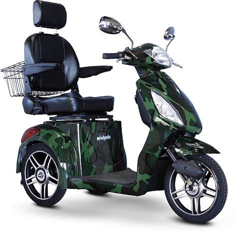 Electric-3-WheelMoped