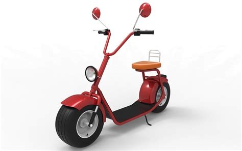 Electric-CityScooter