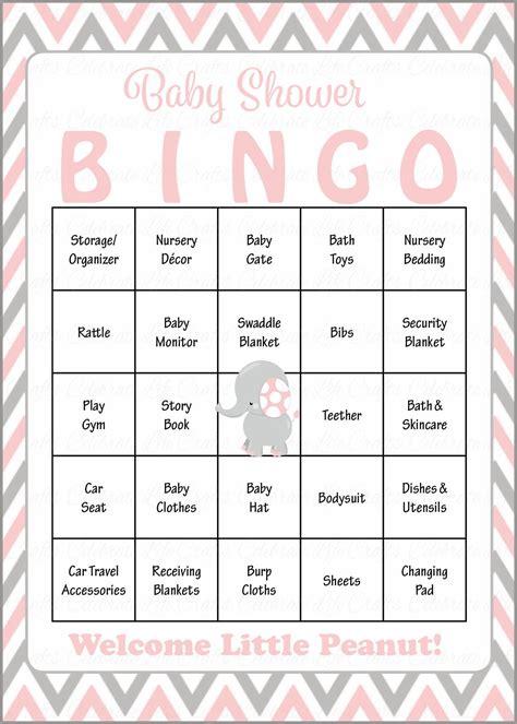Elephant-Baby-Shower-BingoFree-Printable