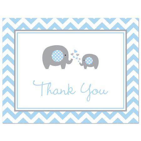 Elephant-Baby-Shower-Thank-You-Cards
