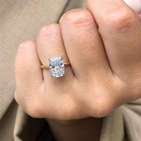 ElongatedCushion-Cut-Diamond-Ring