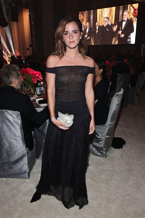 Emma Watson Oscars