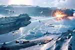 Epic Sci-Fi Space Ship Battles