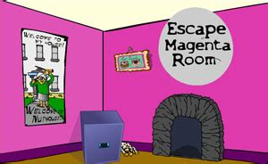 HD wallpapers pink living room escape solution