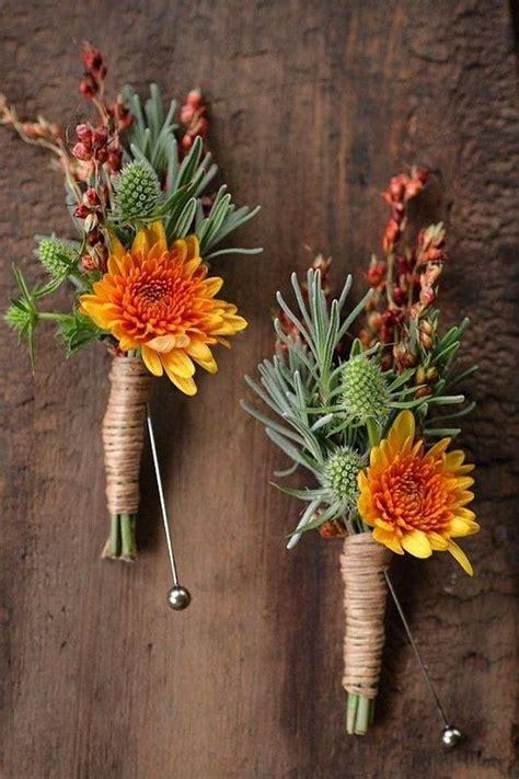 Fall-WeddingBoutonnieres