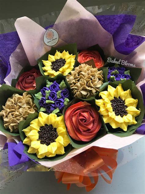 FallCupcake-Bouquet
