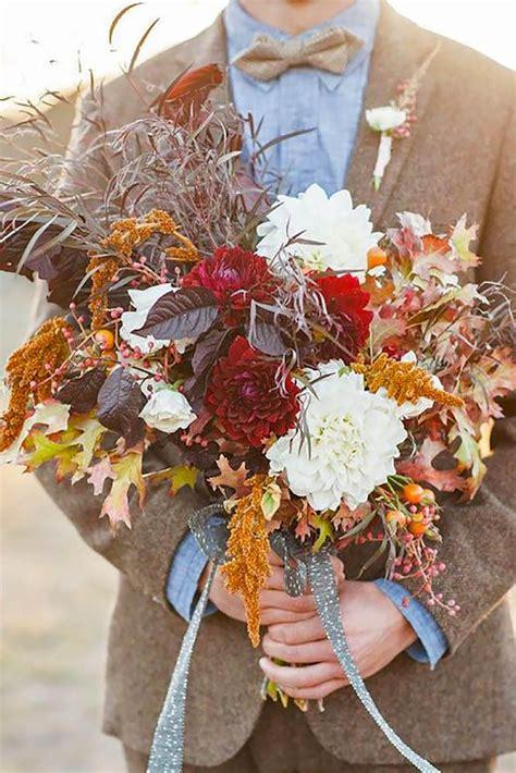 FallWedding-Flower-Bouquets