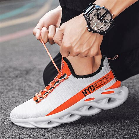 Fashion Breathable casual sports shoes Running | Gps Store