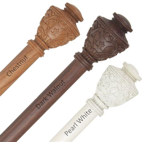 Faux-WoodCurtain-Rod