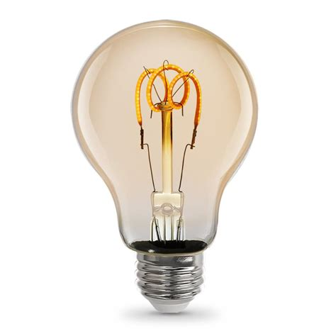 Feit LED Vintage Style Light Bulb 4.8W 40W Watt Edison 2 Pack | Gps Store