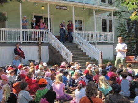 Ferry Beach Ecology School Maine