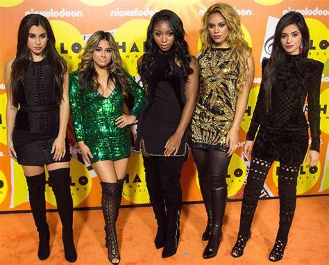 Fifth Harmony Camila Cabello Awkward With