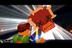 Fighting Ad City Boss
