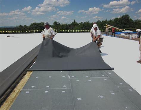 Flat-RoofInstallation