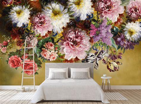 Floral-WallMurals